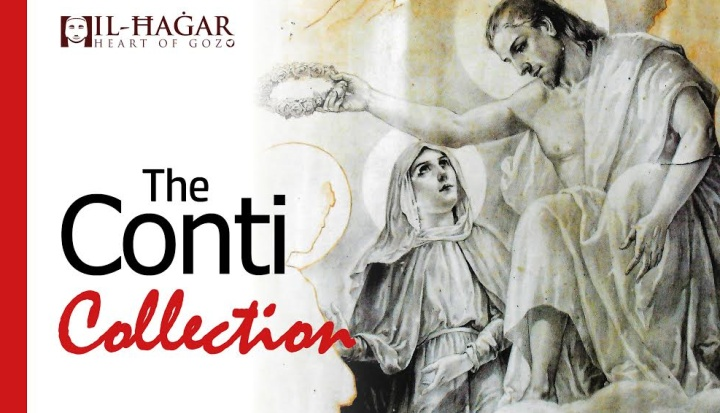Conti bozzetti presentation this Saturday at Il-Hagar Museum, Gozo
