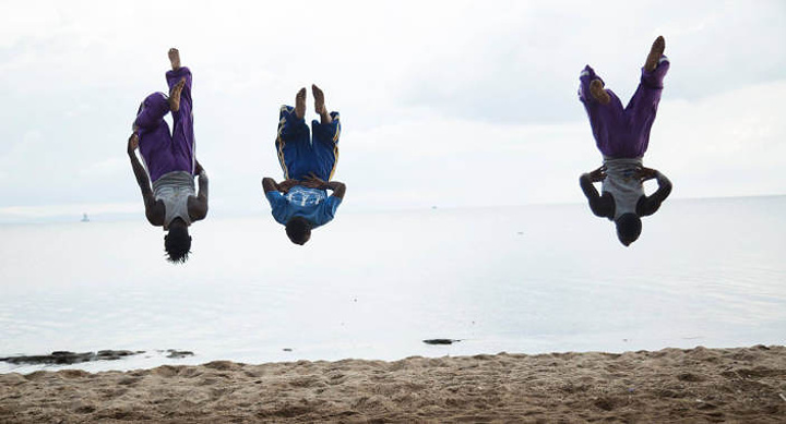 Rwandan acrobats to perform high energy show in Gozo