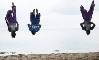Don't miss - Changing the Story - Rwandan acrobats in Gozo