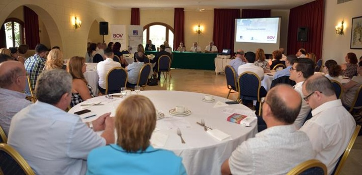 GBC and BOV business breakfast discusses successful family businesses