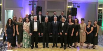 Gaulitanus Choir returns from successful concert tour in London