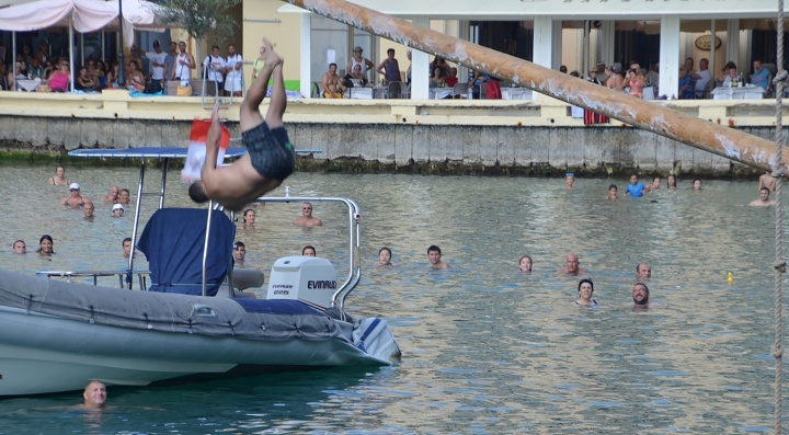 Xlendi Gostra provides plenty of fun and excitement on Sunday