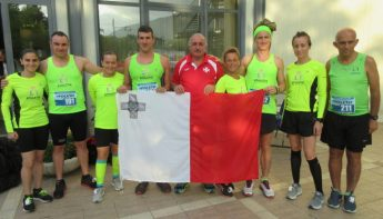 Gozitan athletes achieve great success in Spoleto event
