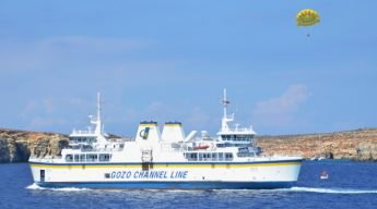 Increases noted for Gozo Channel in new NSO transport statistics