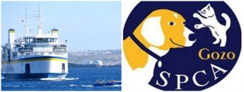 Gozo SPCA annual fundraising collections start tomorrow on the ferries