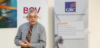Joseph Grech, President of Gozo Business Chamber passes away