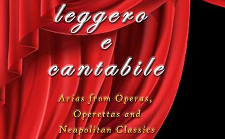 Lggero e Cantabile - A taste of the opera within Narrow Street, Victoria