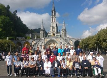 LifeCycle Foundation supports 15 renal patients for Lourdes pilgrimage
