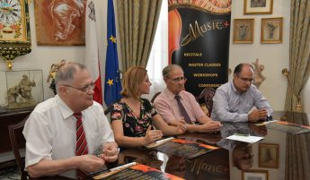 Gozo mini-festival - MUSIC+ opens on Friday with a music recital