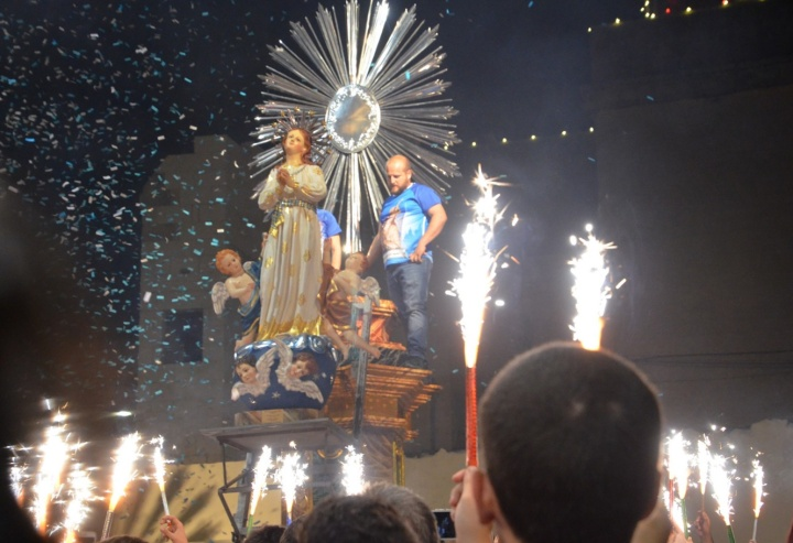 Xaghra celebrations taking place for feast of Maria Bambina