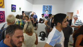 Truimvirate - Sculptures, drawings and paintings at ArtHall, Gozo