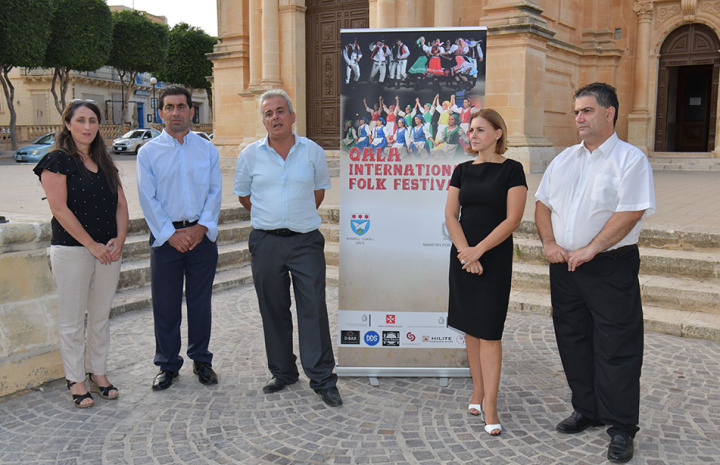 Official launch of Qala International Folk Festival - 13th edition