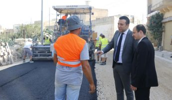 €2 million to be spent on rural roads and rubble walls around Gozo