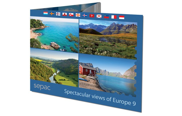 Gozo featuring on SEPAC 'Spectacular views of Europe' folder