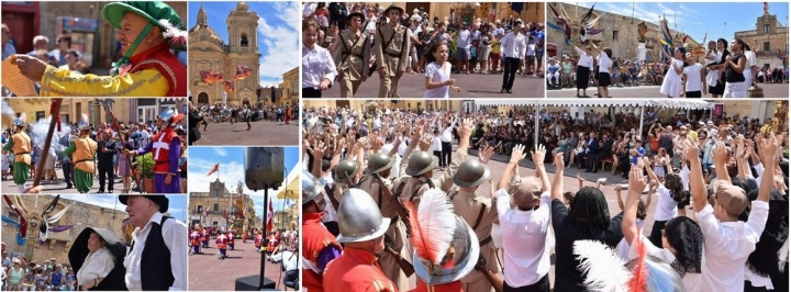 Ceremony on Friday to commemorate the two Victories of Malta