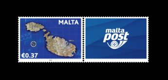 MaltaPost reprints two personalised stamps from `Occasions' sets