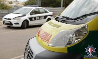 Nadur resident seriously injured after being hit by car in Malta