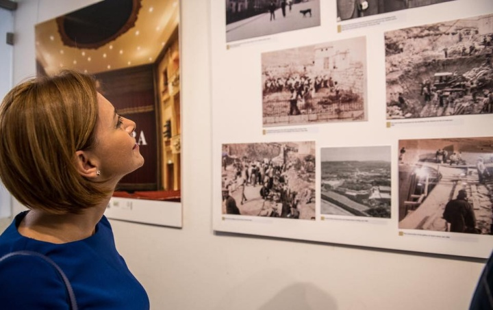 Teatru Astra: Gozo's Trailblazer 50th anniversary exhibition at Il-Hagar