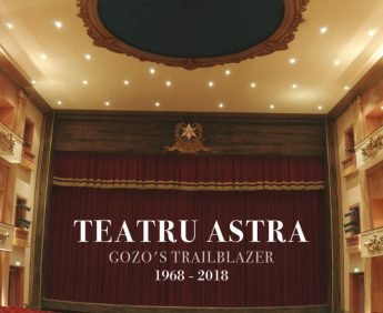 Gozo's Trailblazer Exhibition - 50 years of the Astra Theatre in Victoria
