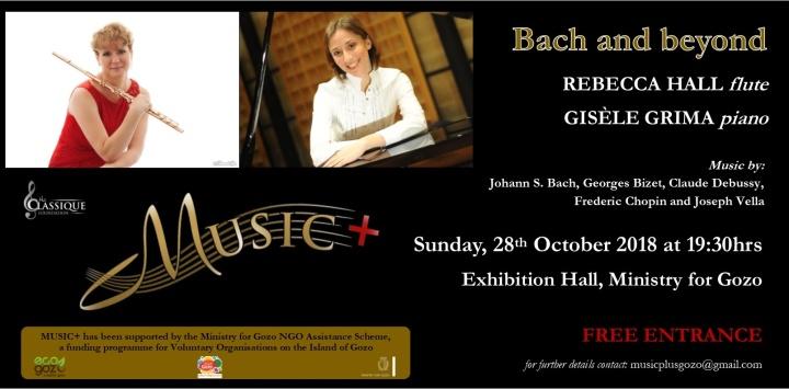Recital and conference to close MUSIC+ mini festival in Gozo