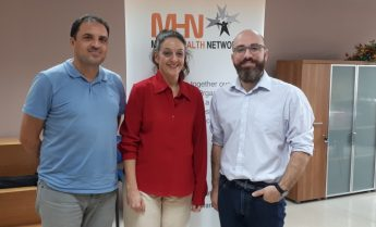 Briguglio discusses health priorities with Malta Health Network