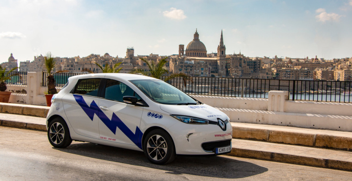 Almost 1,000 motorists register with GoTo Malta's car sharing fleet