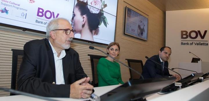 Gozo's Festival Mediterranea and Astra 50th anniversary opera launched