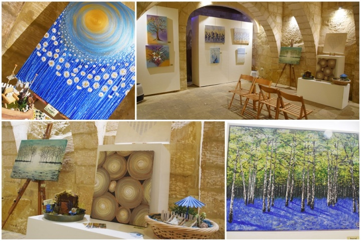 Botanicals: Artwork inspired by the flora and fauna of Gozo