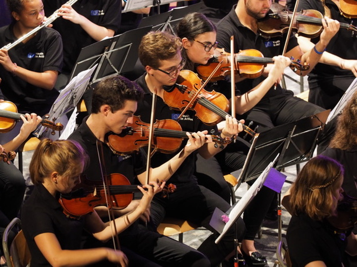 Joint musical concert on Sunday with Gozitan and German musicians