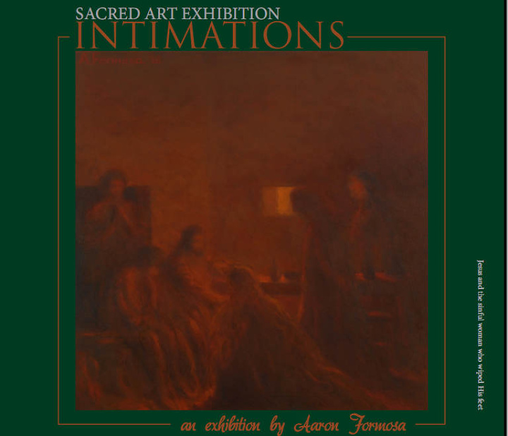 Intimations: A painted account of a spiritual experience by Aaron Formosa