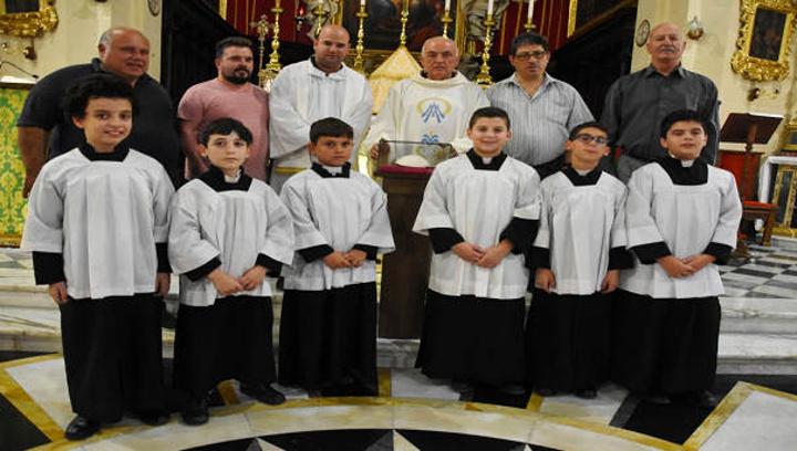 Gozo celebrations mark the feast of Pope St John Paul II