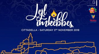 Enjoy an evening festival of lights at the Cittadella with - Lejl Imkebbes