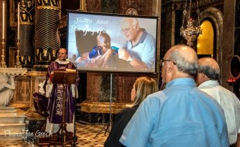 Gozo Missionary Movement remembers Dun George Grima