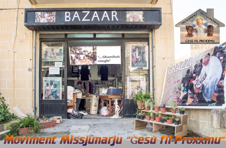 Missionary Movement Jesus in thy Neighbour opens bazaar in Victoria