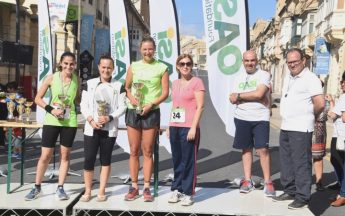 Competitors of all ages turn out for 5th OASI Cup Run in Gozo