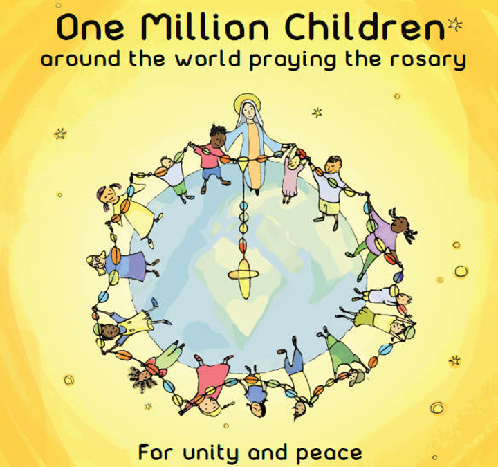 Gozitan children invited to join others in prayer for Unity and Peace