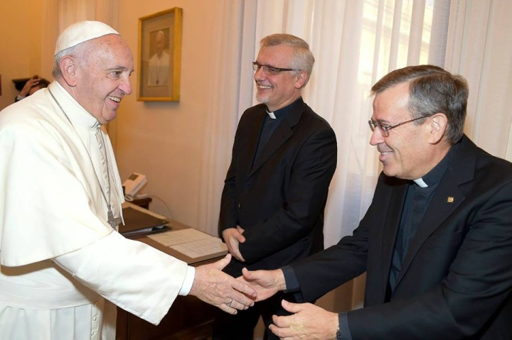 Pope Francis appoints Fr Fabio Attard as member of the Dicastery