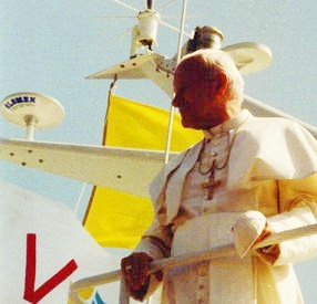 Celebrations in Gozo for the Feast of Pope Saint John Paul II