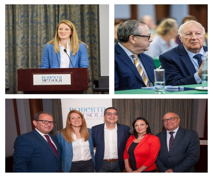 Gozitans' priorities and challenges discussed during Gozo conference