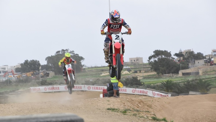 Challenging racing conditions in round 1 of Gozo Motocross Championship
