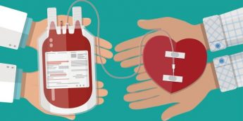 Why not give the best gift of all and donate blood this festive season