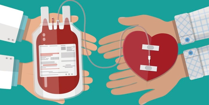 Show your solidarity with those that are in need by donating blood
