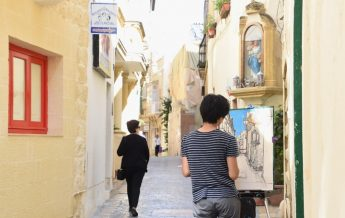Number of guests staying in Gozo up in Q3, but nights spent down