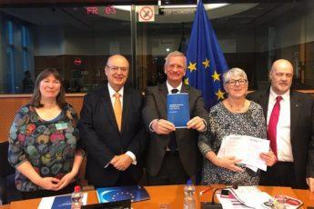 Zammit Dimech launches the European Dyslexia Charter