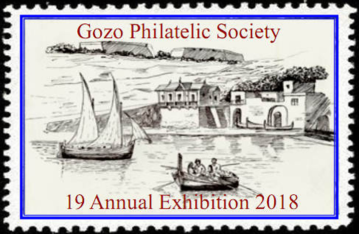 19th annual Gozo Philatelic Exhibition opens this evening in Victoria