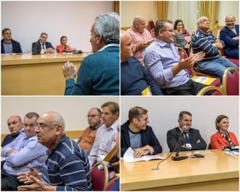 Gozitan Mayors and Councillors discuss Local Government Reform