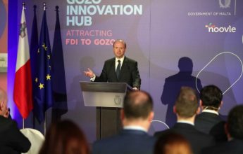 Prime Minister opens Noovle's new offices in Gozo