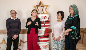 Gozo launch of `I am Thinking of You': 400 Christmas gift requests