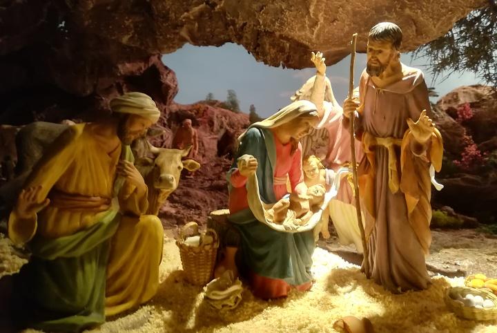 Christmas Crib Seminar next Sunday in Xaghra Gozo