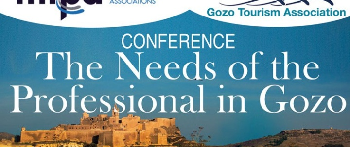 Conference: Professionals in Gozo - What are their needs?